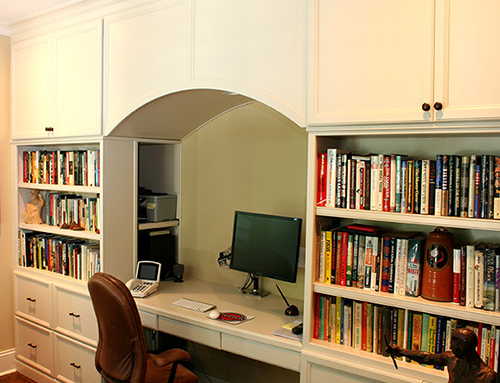 Creating A New Work Space At Home