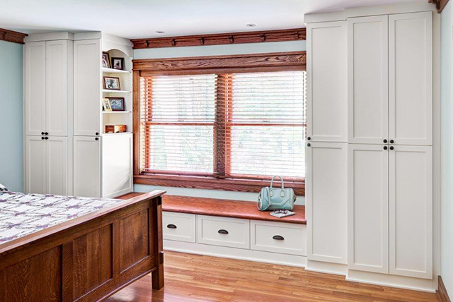Custom Bedroom Cabinets - International Kitchen & Bath ...