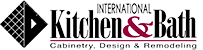 International Kitchen & Bath Remodeling Showroom & Licensed General Contractors Logo