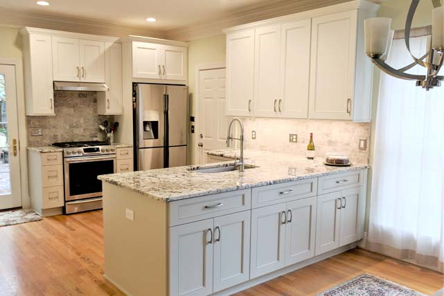 Kitchen Remodeling Company Davidson (Lake Norman) NC, Licensed Kitchen Contractor Davidson (Lake Norman) NC